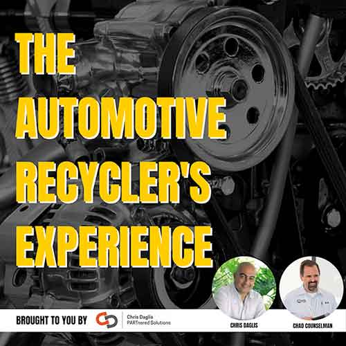 podcast collision repair auto recycler