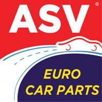 ASV euro car parts during covid-19 logo