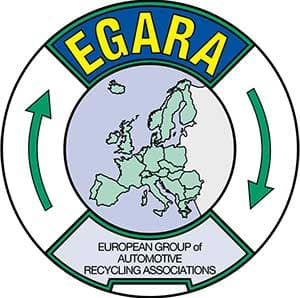 COVID-19 and car dismantling EGARA logo