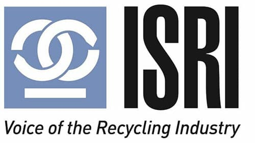 ISRI Elects four new National Officers Gary Champlin logo