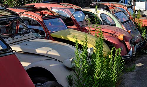 scrappage scheme french 3rd August post