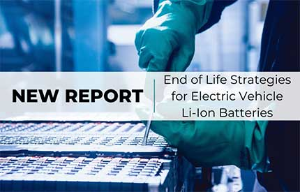 HSSMI recovering and maximising EV battery post