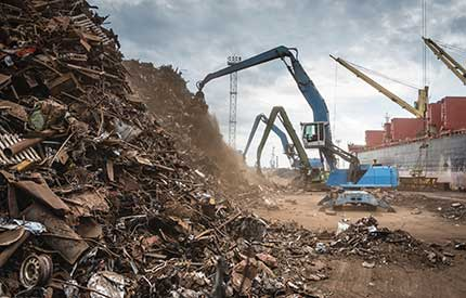 Scrap metal plays essential role in global decarbonisation efforts four