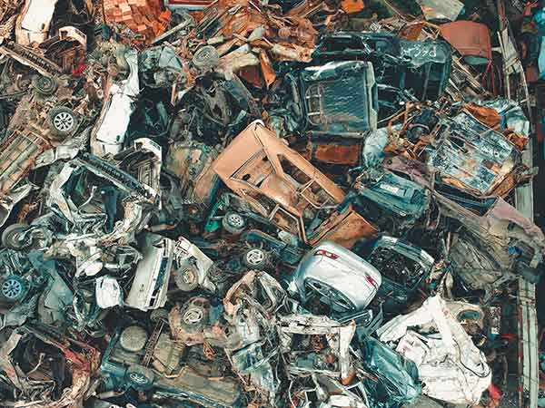 The Indian government says cabinet note ready for vehicle scrapping policy p one