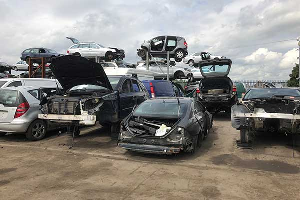 e2e: a viewpoint of the UK vehicle salvage market p