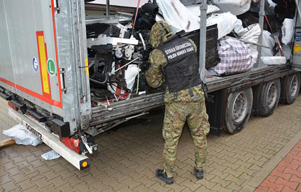 352 stolen vehicles seized in JAD 'Moblie 3' Operation spanning across 22 countries f four