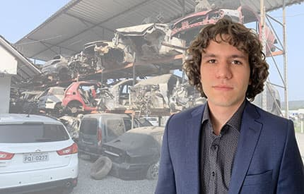 Facing up to COVID – the effect on the Brazilian auto recycling industry