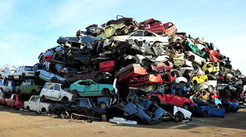 India's scrappage scheme and the effects on the auto recycling industry f one