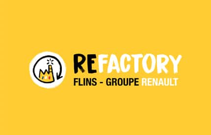 Groupe Renault creates the first European factory dedicated to the circular economy of mobility in Flins feat four