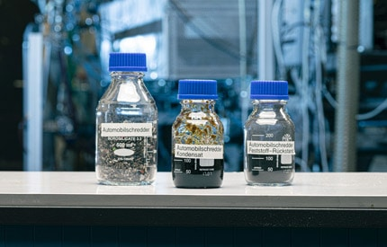 KIT and Audi are working on recycling methods for automotive plastics feat four