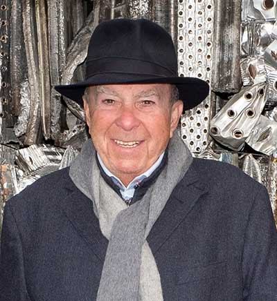 Recycling industry veteran Sam Gershowitz presented with ISRI Lifetime Achievement Award p