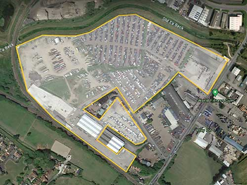 SYNETIQ, the largest UK-owned salvage and vehicle recycling company, to expand their North England site by 25 acres p