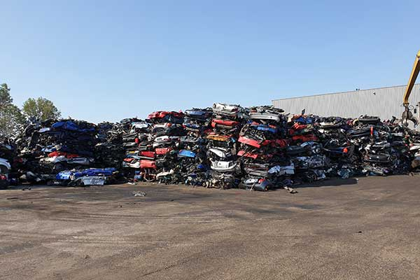 Van der Ven Autorecycling - Leading the auto recycling market p five