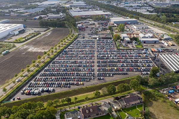 Van der Ven Autorecycling - Leading the auto recycling market p