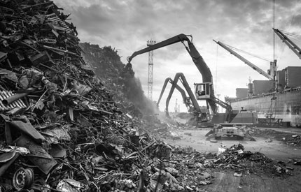 Wood Mackenzie: Scrap metals to remain underutilised despite availability and rising demand feat four