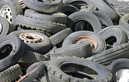 Jamaican Government to roll out project to safely dispose of used tyres