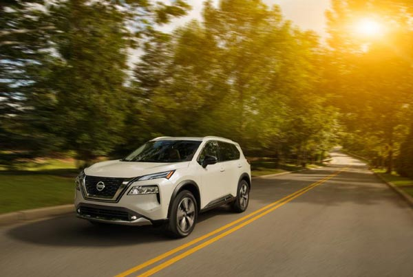 All-new 2021 Rogue sets pace for Nissan's recycling efforts p one