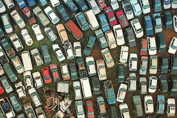 Vehicle recyclers - should they save or sell ELVs? p