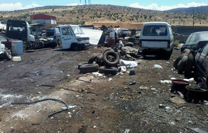 Challenges in Greek auto recycling - creating public awareness p two