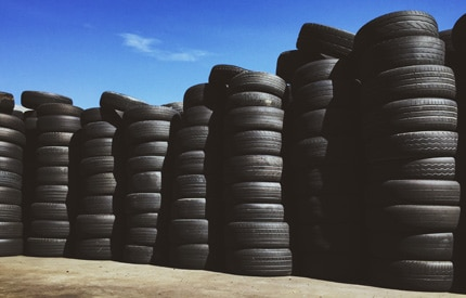 NY State turns to UB RENEW Institute to study and improve tire recycling feat four