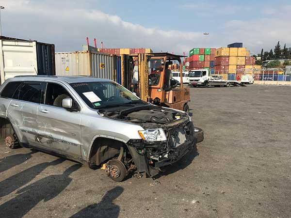 IAA - Salvaged Vehicles Take on New Life Globally p two