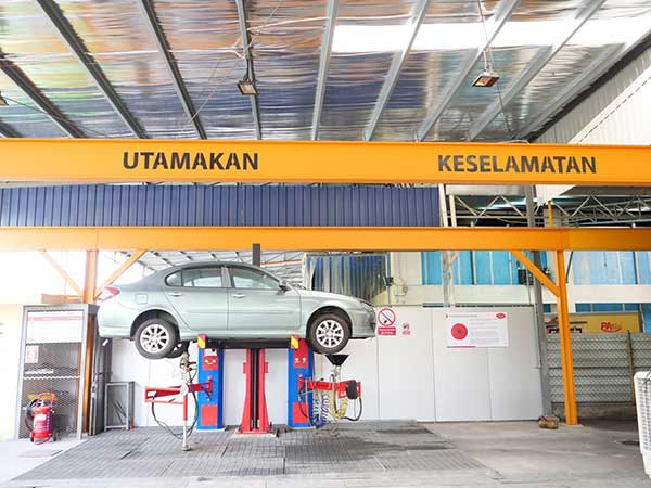 Car Medic – Malaysia's First Automotive Treatment Facility p two