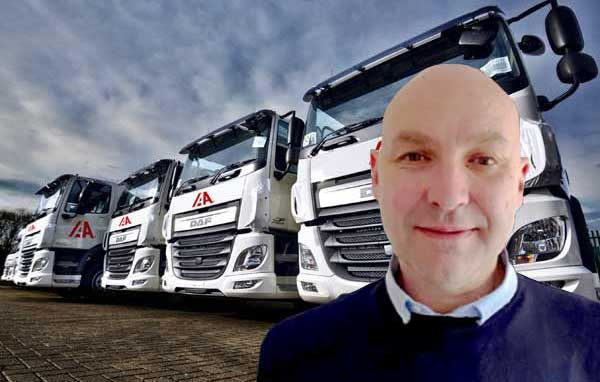 IAA Appoints Mark Bishop as UK Transport Manager p