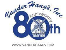 80 years on, Vander Haags still providing truck parts and servicing logo two