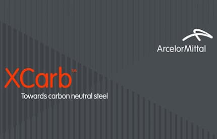 ArcelorMittal launches XCarb™ green steel certificates for customers