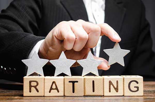 Auto recycling facilities and gaining that all-important google star rating p