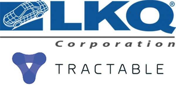LKQ North America Partners with Tractable to Accelerate Auto Parts Recycling and Distribution with Artificial Intelligence p
