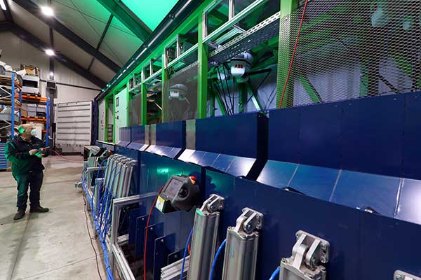 MULTIPICK - a robotic sorting solution for the vehicle recycling industry p two