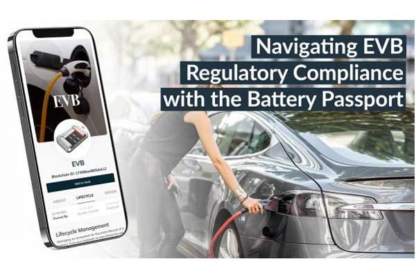 Upcoming webinar - Navigating EVB Regulatory Compliance with the Battery Passport p