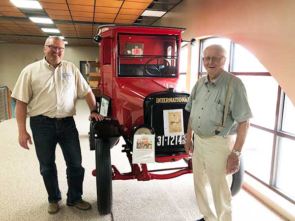 80 years on, Vander Haags still providing truck parts and servicing John M and John C