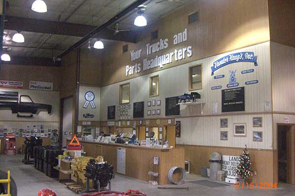 80 years on, Vander Haags still providing truck parts and servicing Council Bluffs showroom