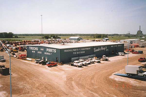 80 years on, Vander Haags still providing truck parts and servicing Council Bluffs one