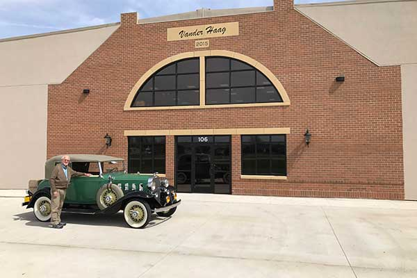 80 years on, Vander Haags still providing truck parts and servicing John C