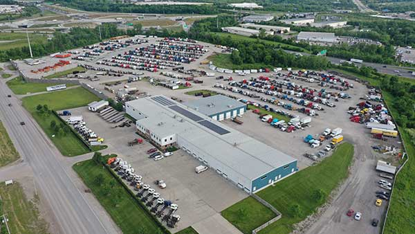 80 years on, Vander Haags still providing truck parts and servicing Kansas City site