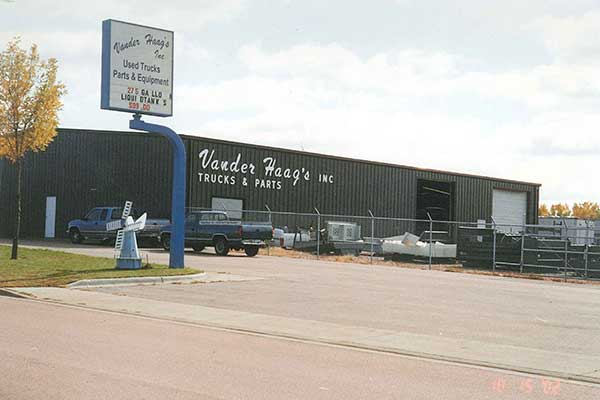 80 years on, Vander Haags still providing truck parts and servicing Sioux Falls one