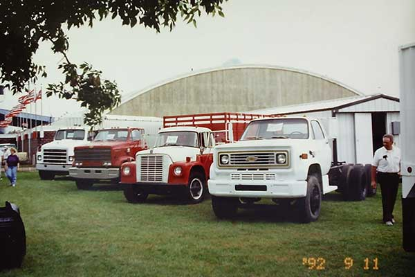 80 years on, Vander Haags still providing truck parts and servicing trucks 1992
