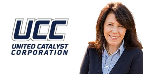 Becky Berube, President of United Catalyst Corporation - A Processor Recyclers Can Trust f one