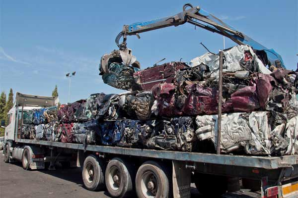 European project to recover contaminated plastics from automotive waste p one