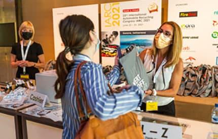 IARC 2021 – a virtual reality fe four