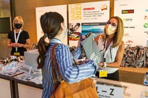 IARC 2021 – a virtual reality five