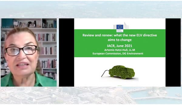 Review and renew - what the new ELV Directive aims to change p one