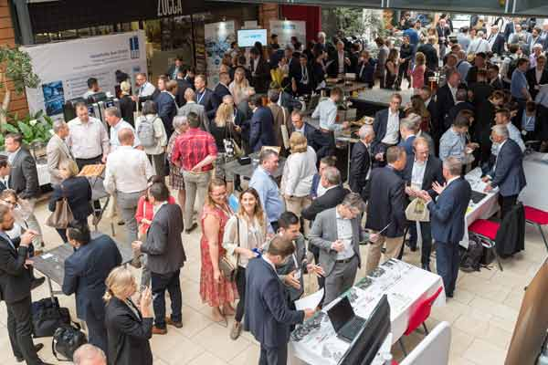 Head to Geneva for this year's International Congress for Battery Recycling (ICBR) p two
