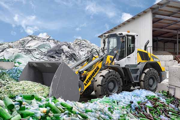 Liebherr to unveil new products at Pollutec 2021 p three