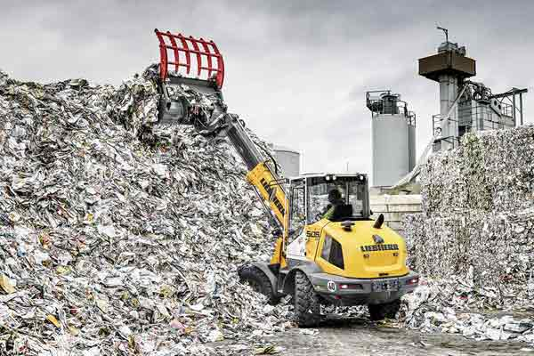Liebherr to unveil new products at Pollutec 2021 p two