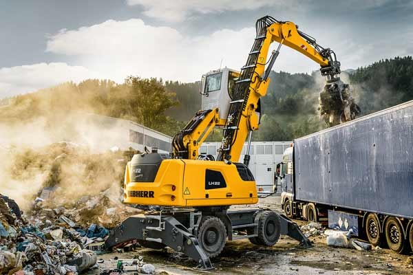 Liebherr to unveil new products at Pollutec 2021 p