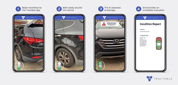 New AI solution accurately assesses vehicle condition in minutes p